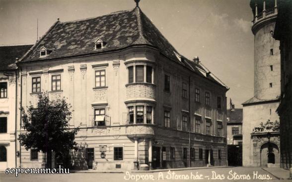 Fő tér, Stornó-ház