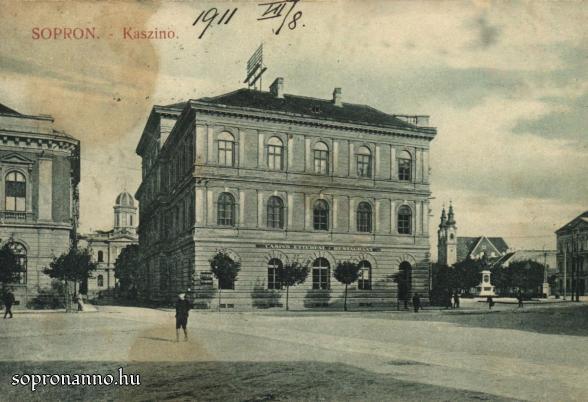 Petőfi tér - Kaszinó