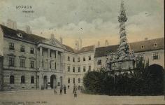 A Fő tér egykor