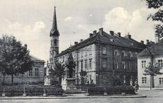 Kossuth utca - Táncsics utca kereszteződés