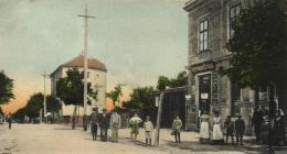 A Kossuth utcai vasúti átjáró