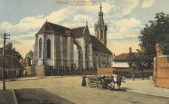 A Storno Ferenc út és a Szent Mihály utca kereszteződése