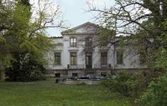 Az egykori Kultúrpalota, ma a Soproni Múzeum egyik épülete