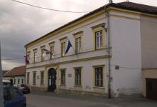 A Városi Könyvtár épülete