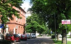 Deák tér - Erzsébet utca sarok