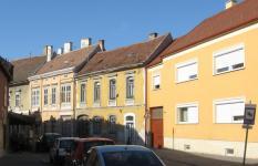 Ötvös utca a Magyar utca felől