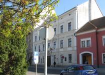 Széchenyi tér, Líceum
