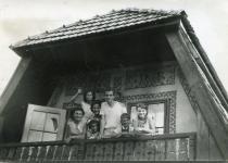 A Hársfa sor 23. 1960 nyarán
