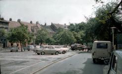 A Kisvárkerület 1974-ben