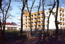 A Pedagógus üdülő 1982-ben. A kerítés a régi.