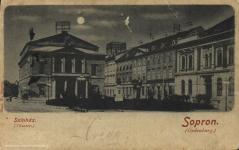 A régi színház