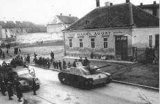 Semmelweis utca - Győri út sarok