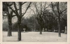 Erzsébet-kerti szobrok