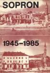 Sopron 1945-1985