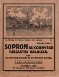 Sopron és környéke részletes kalauza