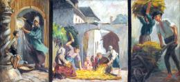 Mende Gusztáv: Poncichter életkép