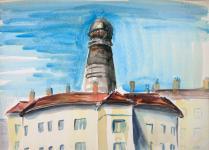Soproni szélmalom
