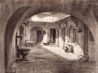 Soproni udvar