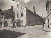 A Balfi út 15-ös számú ház az 1950-es években