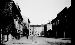 A Batsányi utca a háború előtt