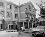 A Borostyán cukrászda 1963-ban