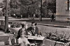 A Borostyánban 1963-ban
