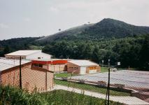 A brennbergi úttörőtábor 1979 körül