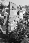 Weber Lajos GySEV hivatalnok sírhelye