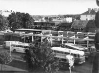 G.Nagy Béla felvétele a buszályaudvarról