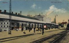A Déli pályaudvar