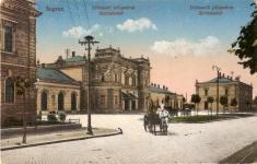 A Déli vasút pályaudvara