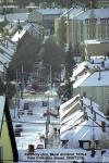 A Ferenczy János utca télen