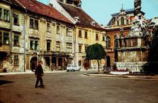 A Fő tér 1969-ben