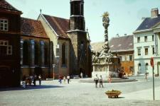 A Fő tér 1976-ban