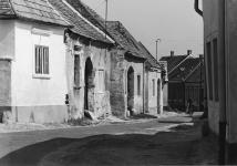 A Gazda utca az 1970-es években