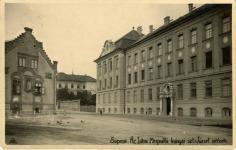 A Szent József Intézet és a Gombócvár