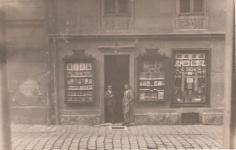 A Grieszler-féle könyvkereskedés