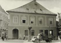 A Gruber-ház 1961-ben