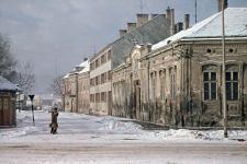 A havas Kőfaragó tér