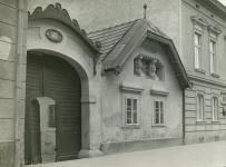 A II. Rákóczi Ferenc utca 7-es számú ház 1937-ben
