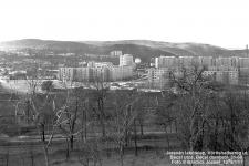Kilátás a Jereván lakótelep felé
