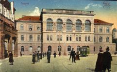 A Kaszinó épülete