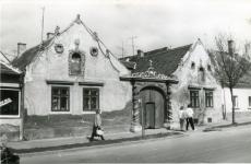 A két Mór-ház az 1980-as évek végén