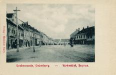 AKisvárkerület a 20. század elején