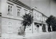 A Kőfaragó tér 3-as számú ház 1960 körül