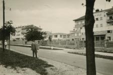 A Lővér Szálló épületei 1937-ben