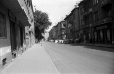 A Mátyás király utca 1964-ben