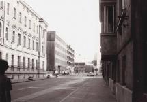 A Mátyás király utca 1980-ban