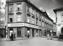 A Müller Paulin-ház a háború után