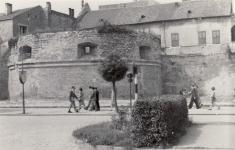 A Nagyrondella és a Bástya tér